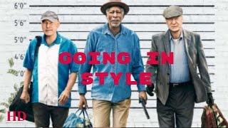 Going in Style Trailer  (2017)|Morgan Freeman| Alan Arkin|Michael Caine