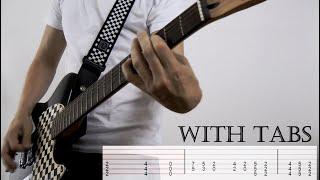 Rammstein - Weit weg [Guitar Cover with Tabs]