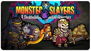 Monster Slayers Game - It