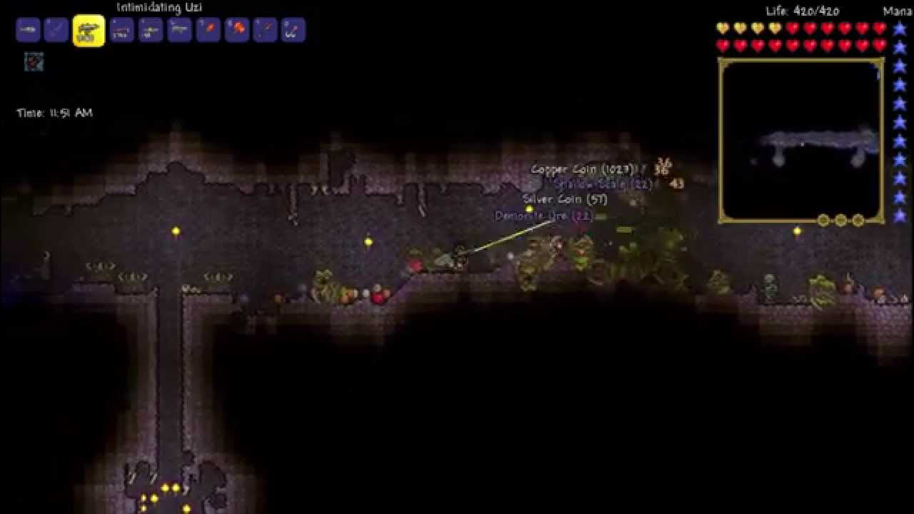 how to set spawn in terraria