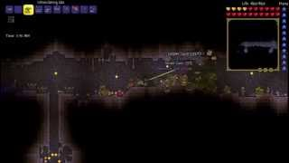 Terraria - How to Spawn Meteorite