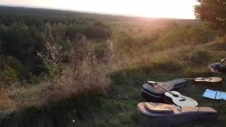 Hey guys, last weekend Josh and me recorded a beautiful song by Spo...