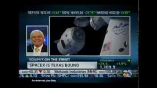 """Brownsville Mayor Tony Martinez on CNBC's """"Squawk on the Street"""""""