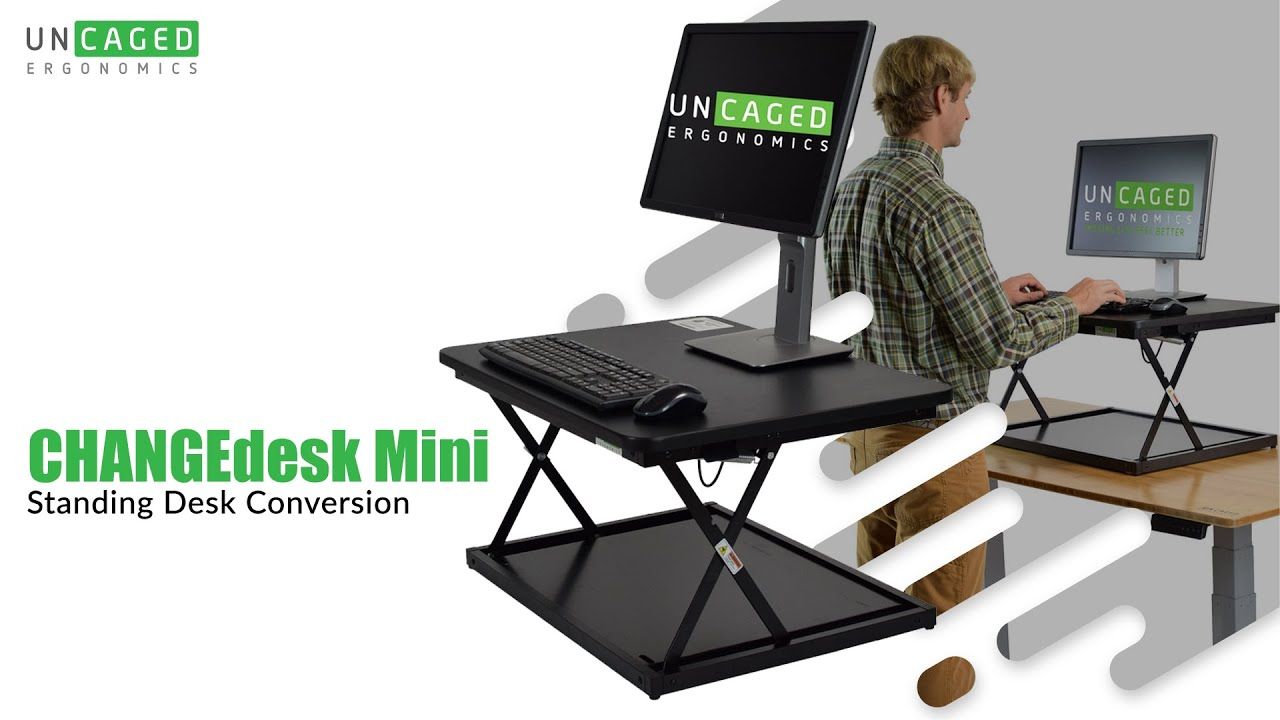 Changedesk Mini Simple Cheap Adjustable Height Stand Up