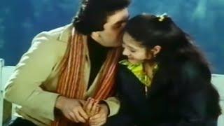 Jeetendra, Rishi Kapoor, Reena Roy, Badaltey Rishtey - Scene 23/25