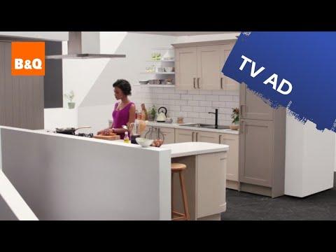 B&Q Kitchen TV advert 2017 (TV advert)