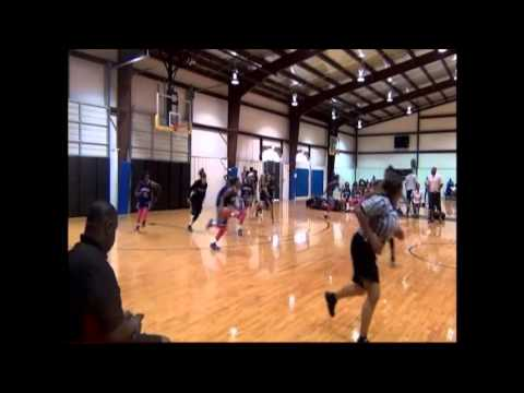 Houston Lady RoadRunners Highlights Vs Hybrid Hoops & Crossover Premiere, 6-6-2015.
