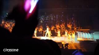 HD [Fancam] 110618 SNSD - Genie Tiffany rap cut