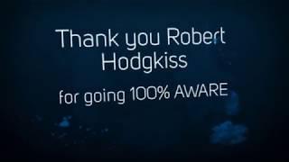 Thank you Robert Hodgkiss