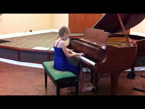 Rachel Davis - In Concert