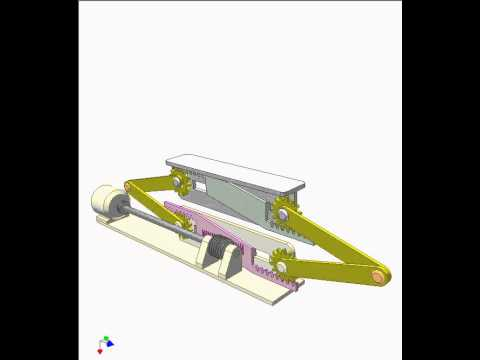 Lifting Mechanism 1a Youtube