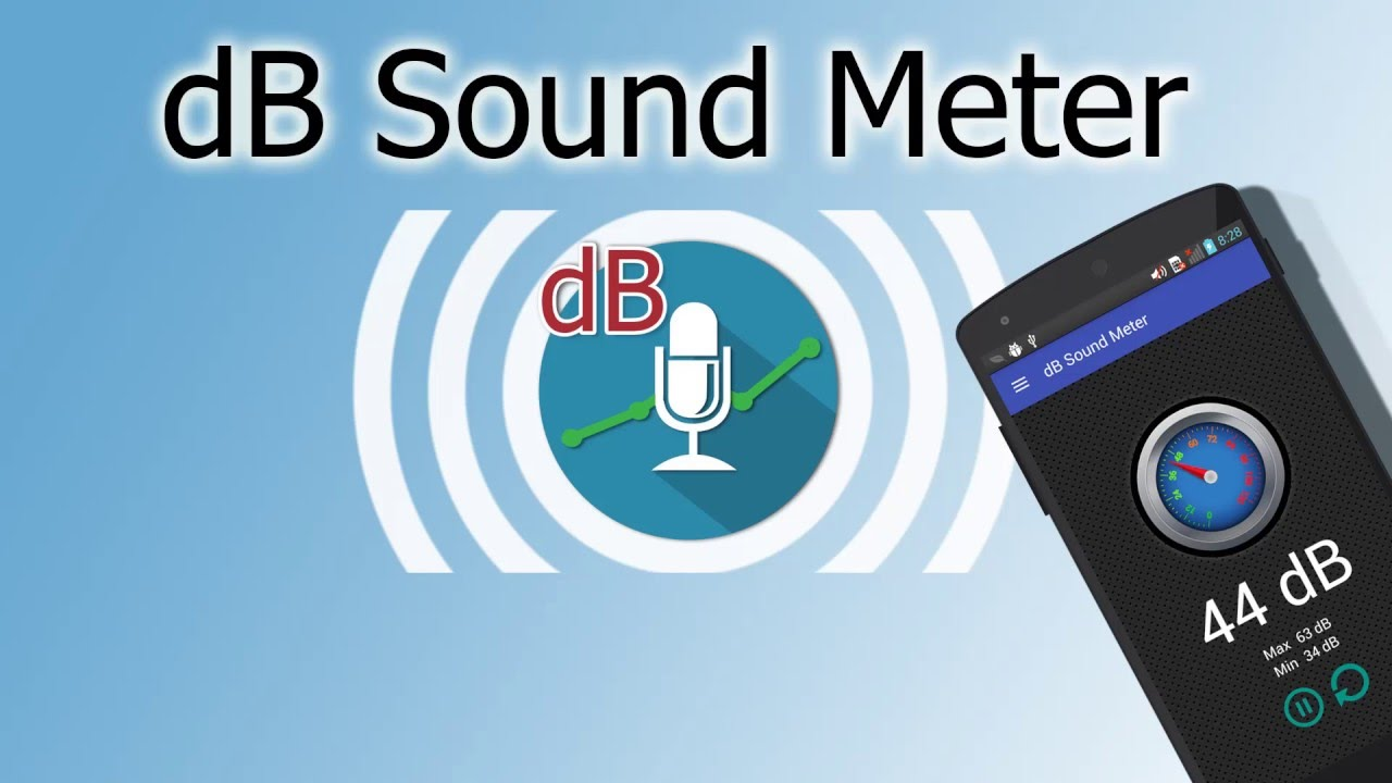 db Sound Meter - Android App