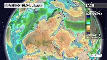 Norjalainen Pitkä Sääennuste