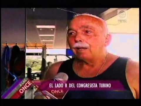 El lado B del congresista Carlos Tubino