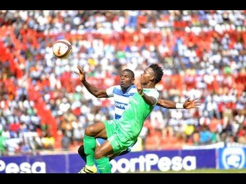 Gor Mahia hammer AFC Leopards 3-0 in the Mashemeji derby