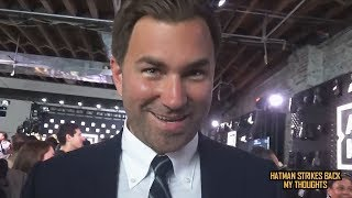 BOXING FANS VOTE DAZN AS BETTER THAN HBO, SHOWTIME, & ESPN!!! DID EDDIE HEARN RIG THE VOTE???