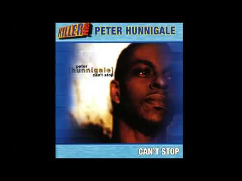 Peter Hunnigale - His Majesty's Love - Can't Stop