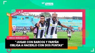 ALIANZA LIMA ganó 2-0 a Sport Boys y alcanzó el TERCER LUGAR en su grupo de la Liga 1 | AL ÁNGULO