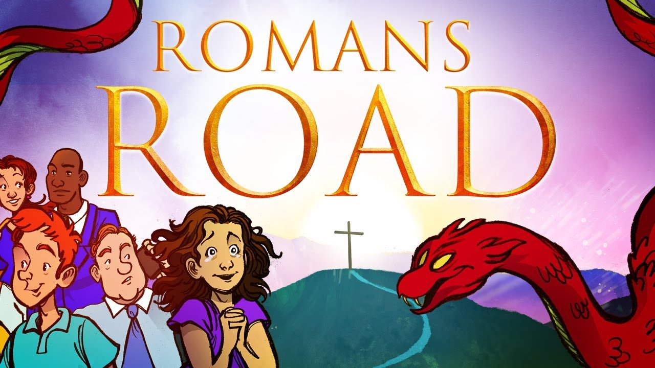 graphic relating to Romans Road Kjv Printable named Romans Street in the direction of Salvation - The Guide of Romans Sunday College Lesson  Bible Tale for Little ones