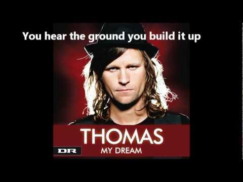 Thomas ring - My dream ((with lyrics))