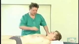 Фокин 13 Классический гигиенический массаж грудной клетки