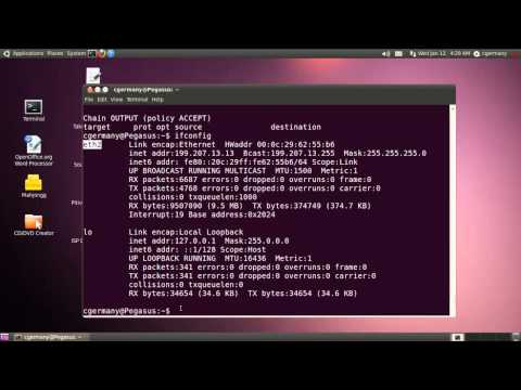 Configuring and Implementing Linux's iptables - Part 2