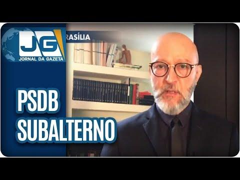 Josias de Souza/PSDB: subalterno e esquizofrênico