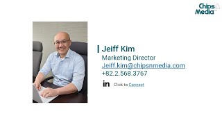 2020 Embedded Vision Summit the Virtual Conference - Interview with Jeiff Kim from Chips&Media