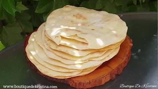 Мекички арабски питки (за дюнери)