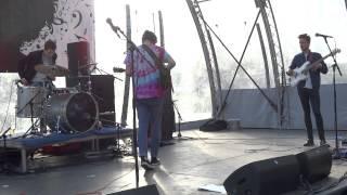 The Black Cult - live @ Befrijdingsfestival, Leeuwarden May 5 2015