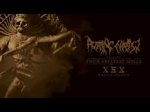 Rotting Christ -Their Greatest Spells - (Official Best of album 2018)