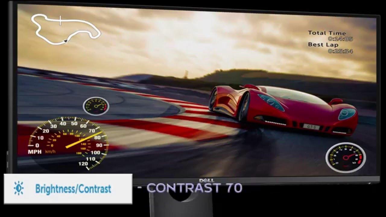 Dell S2716DG - Best gaming settings ( Brightness, Constrast, RGB, Gamma,  Colour calibration )
