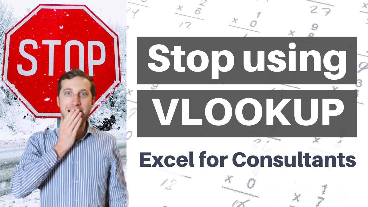 Key Consulting Excel Skills – How to use Index Match in Excel for Consultants