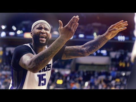 DeMarcus Cousins - Don't Tell Nobody ᴴᴰ