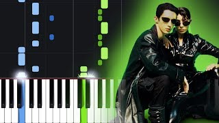 Charli XCX & Troye Sivan - 1999 (Piano Tutorial)