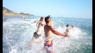 Koru Plajı - Bıdı Bıdı Beach - Doğal Havuzlar / Gazipaşa Gezisi