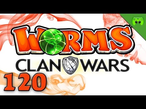 WORMS CLAN WARS # 120 «» Let's Play Worms Clan Wars | Full HD