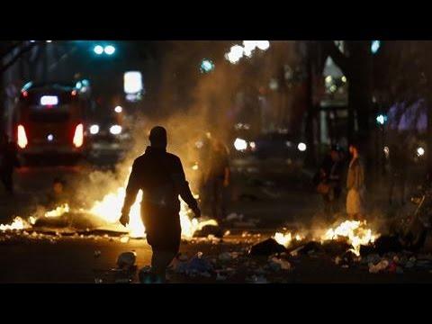 Rousseff Impeachment: Violent Clashes in São Paulo
