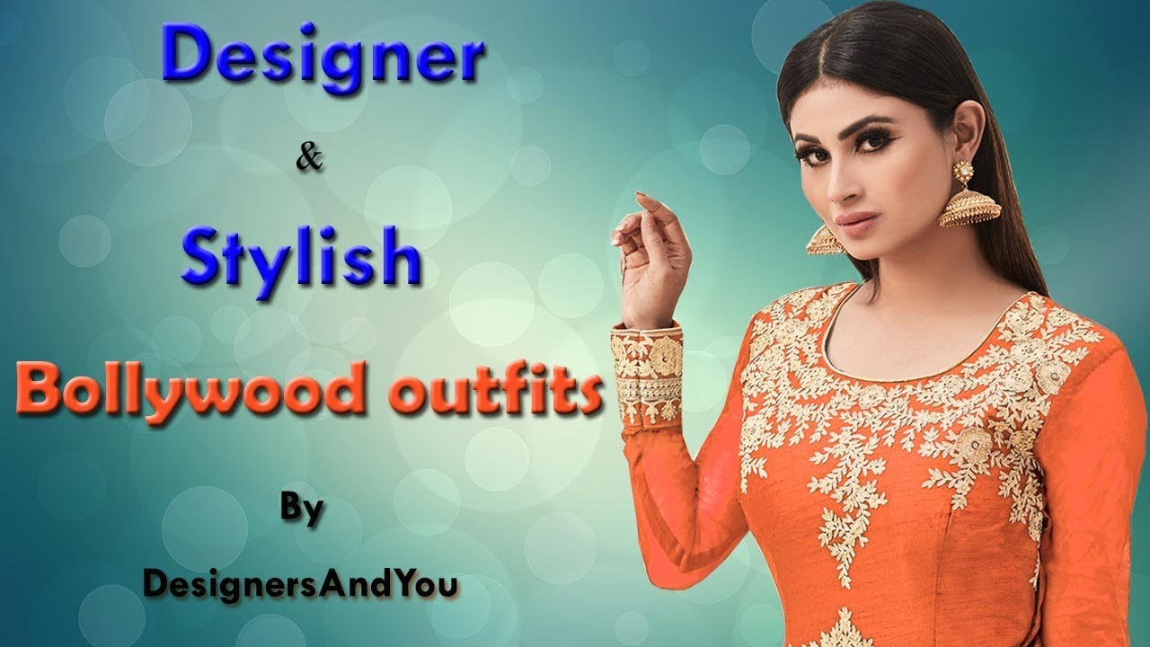 8bdd796849 Bollywood Actress Dresses Online: Gown Style Punjabi Designer Dress/Suit  Worn By Bollywood Actresses