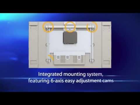 Видеостены для диспетчерских Planar Matrix G2 - уникальное профессиональное решение