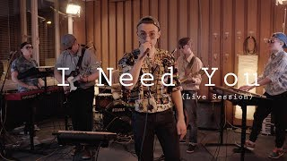Almans | I Need You (Live Session)