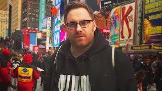 Unser HOTEL direkt am TIMES SQUARE! - New York Vlog 2