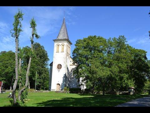 Hanila Church Estonia