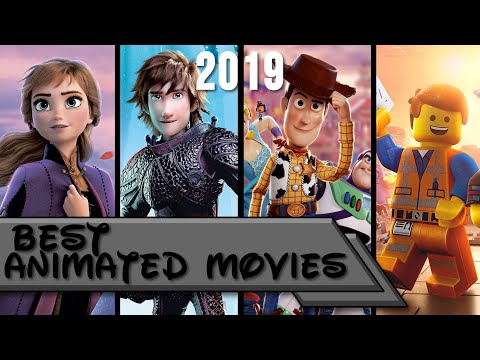 Top 10 | Best Animated Movies of 2019 💰💵