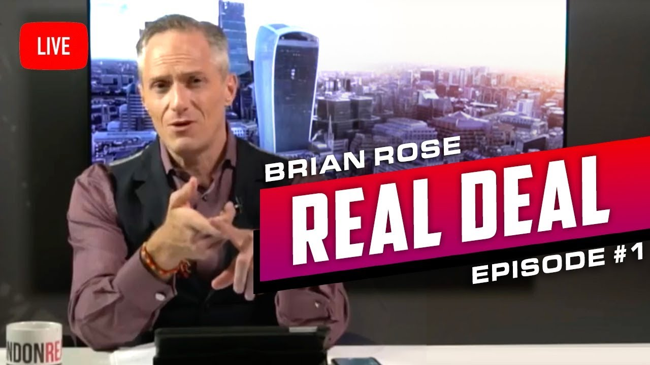 BRIAN ROSE'S REAL DEAL - EPISODE 1 - AYAHUASCA: BACK FROM THE DEAD