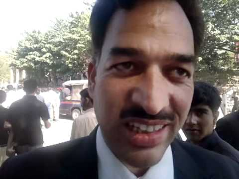 Who Shot the Chief Justice AJK High Court? - Muzaffarabad 26/10/11