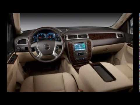 2015 Gmc Yukon Denali Interior Youtube
