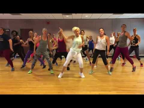"""DINERO"" Jlo ft DJ Khaled and Cardi B - Dance Fitness Workout Valeo Club"