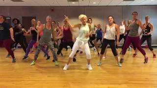 """DINERO"" Jlo ft DJ Khaled and Cardi B - Dance Fitness Workout Valeo Club Mp3"