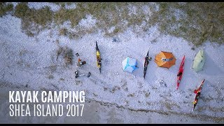 Kayak Camping on Shea Island 2017, Norwalk CT - Kayak Hipster